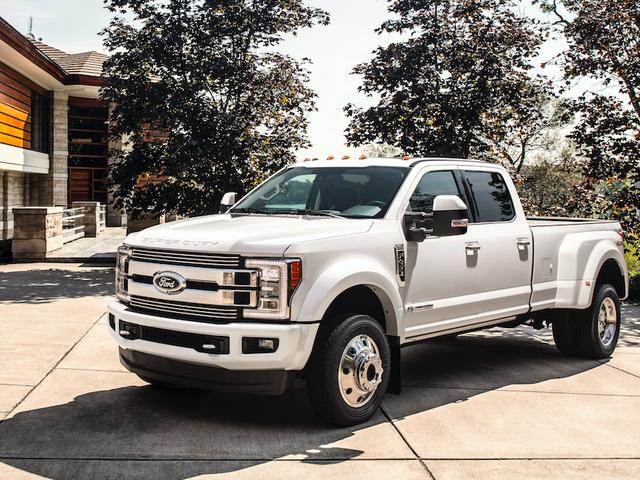 Le camion Ford F-450 de luxe à 100 000 $: une idée qui arrive