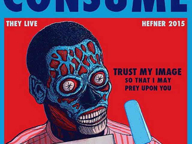 Today's Pop Culture Moments Get A They Live Makeover