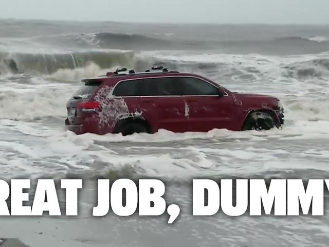 Jeep Watch - Ora sappiamo perché