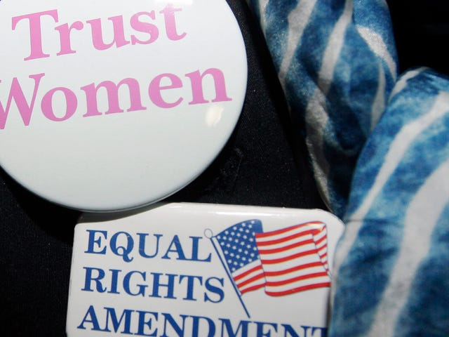 Illinois Waited 46 Years to Ratify the Equal Rights Amendment, but What's Four Decades Between Friends