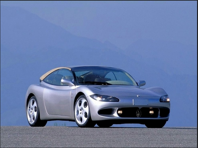 Maserati Auge