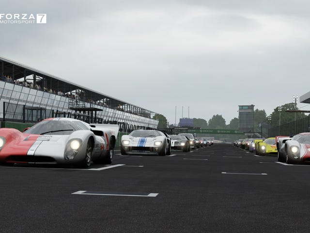 The Oppositelock Forza 7 Endurance Championship, Round 9: Results + Replay