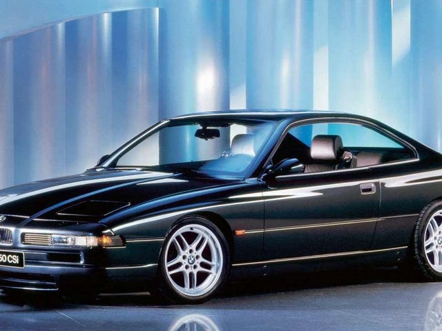 BMW May Be Reviving The 8-Series: Report