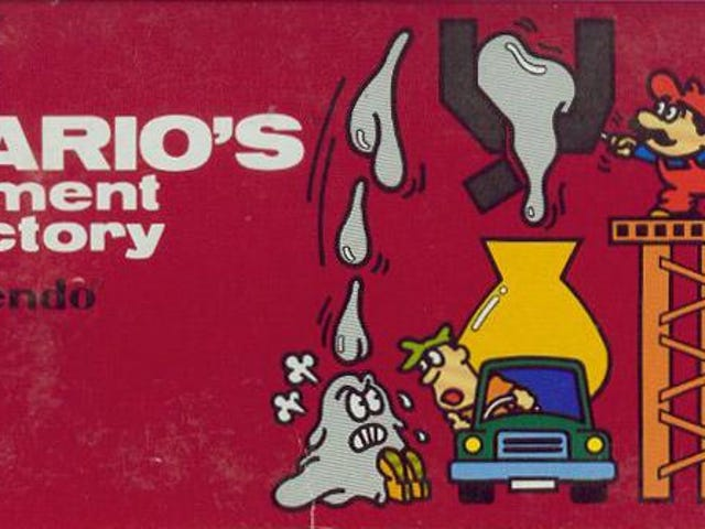 Warped Pipes: When Does Mario's Cement Factory Take Place in the Series' Timeline?