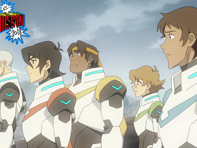 The First Voltron Season Seven Trailer Is the Beginning of the Legendary Defender's End