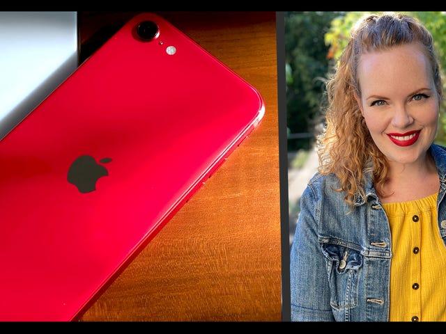 Camera của iPhone SE giá 400 USD sắp xếp thế nào so với điện thoại đắt nhất của Apple
