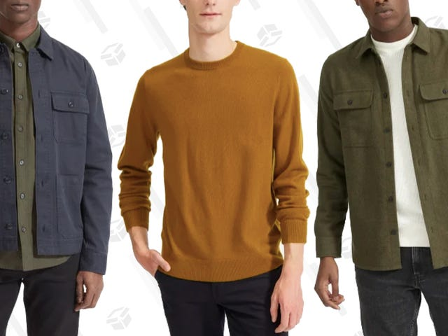 Everything a Guy Should Buy From Everlane For Fall