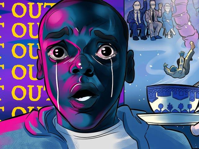 An Artist Adapted Three of 2017's Best Genre Films Into Very Cool Mini-Comics