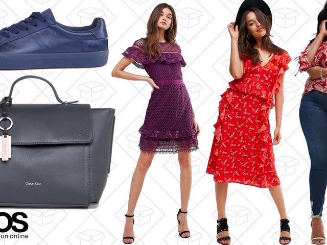 ASOS Is Taking an Extra 10% Off Already Majorly Discounted Styles