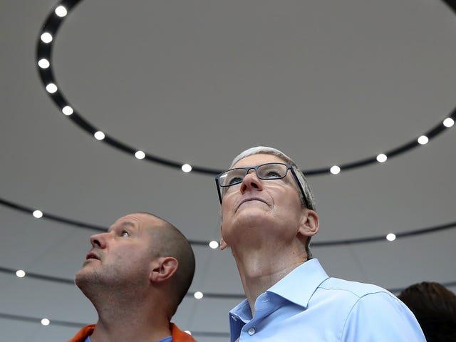 शायद जॉनी आईवी के बिना एप्पल बेहतर होगा