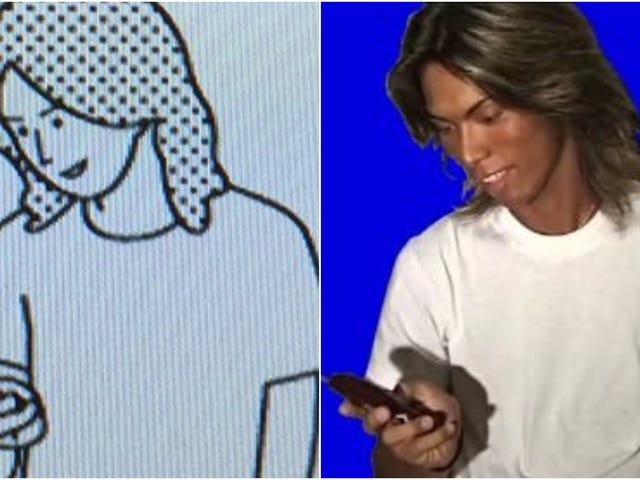 Al parecer hay un actor porno gay escondido en la Nintendo Switch