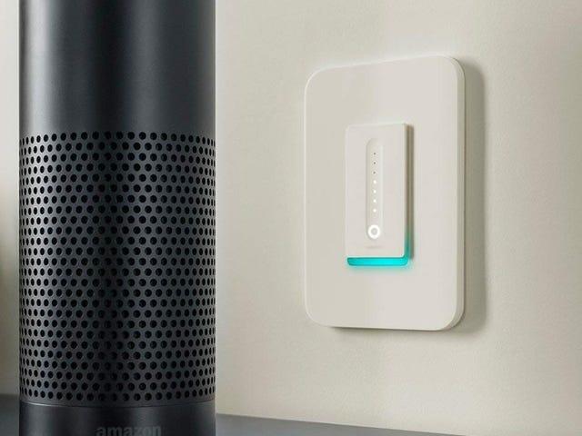 Instala un mini cerebro en los interruptores de casa con descriento de WeMo