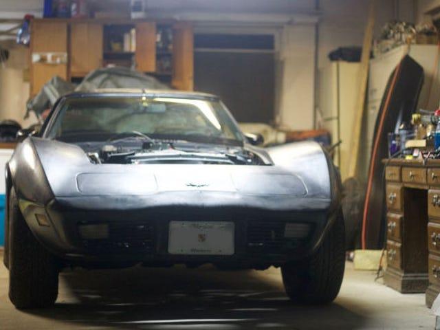 हमें अपने पड़ोसी की प्रोजेक्ट कार दिखाएं
