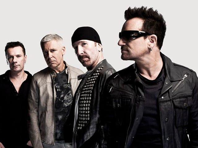 U Talkin' U2 To Me? finally lands its white whale