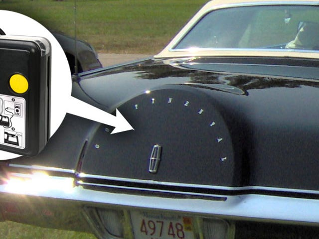 Will The Lincoln Continental Concept Have A Nod To The Spare Tire?