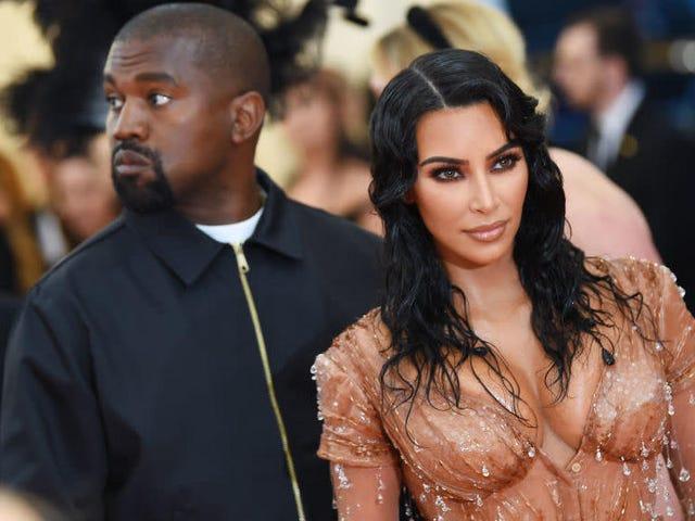 Kim Kardashian et Kanye West annoncent le lancement d'un nouveau bébé ... psaume