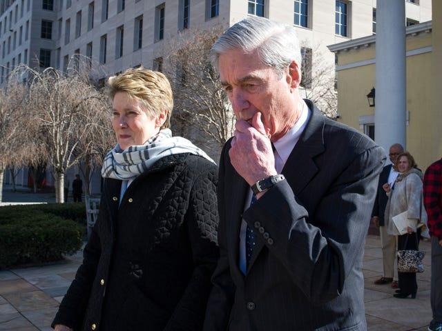 Le procureur général publie un résumé de 4 pages du rapport Mueller intitulé «Ce n'est que le début»