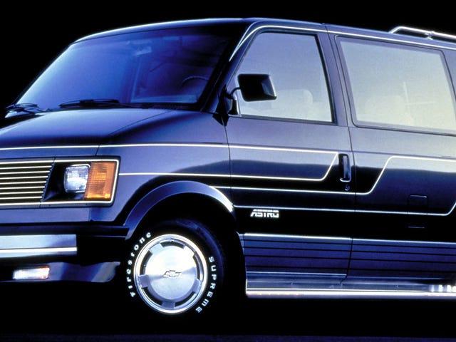 Nakita Mo ba ang Big Vans?