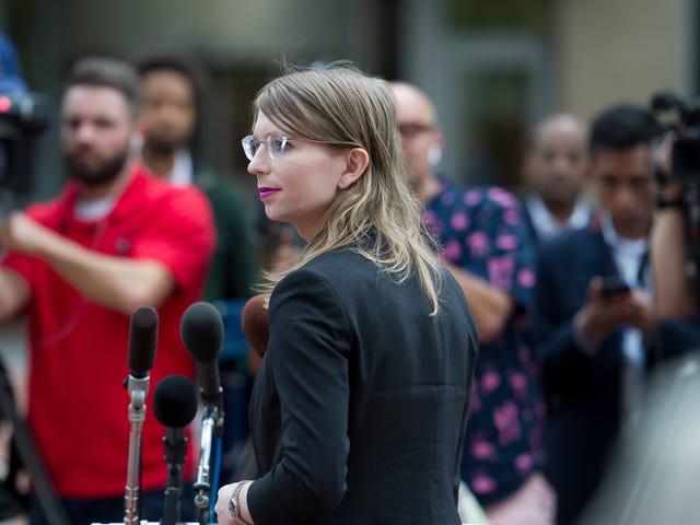Peguam Manchester Manning Sekali Lagi Minta Siarannya, Katakan Dia Tidak Akan 'Mengutuk Prinsip-Nya'