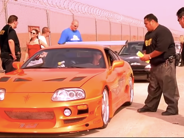 How the First Fast and Furious Movie Made a Ton of Tuner Cars for Very Little Money