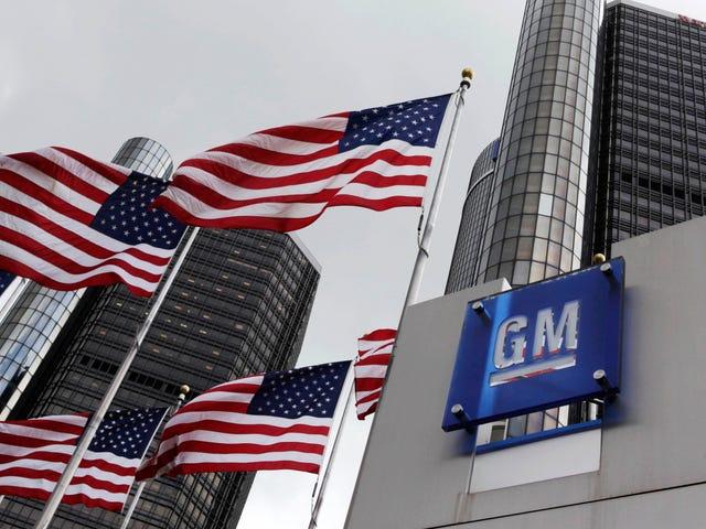 """Tout ce que GM ferme, """"investissant dans l'avenir"""" et supprimant jusqu'à 14 000 emplois"""