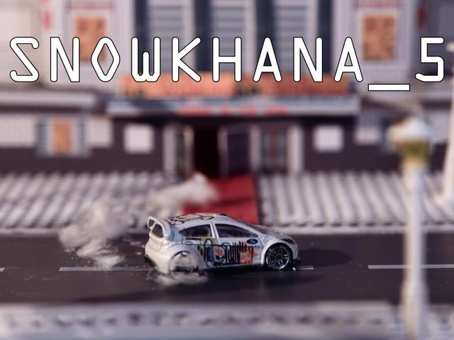 Pouvez-vous repérer toutes les références du film dans le Snowkhana 5 de Ford?