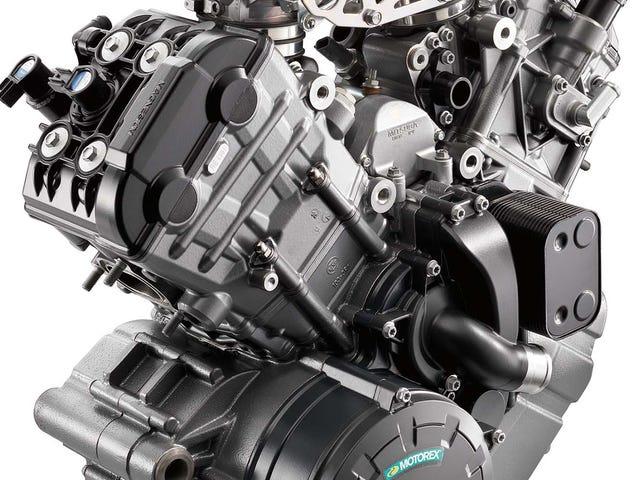 KTM Planea Algún Tipo De Nuevo Motor Revolucionario