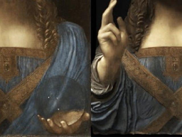 Dechiffrer mysteriet i Salvator Mundis sfære, det berømte værk af Leonardo da Vinci