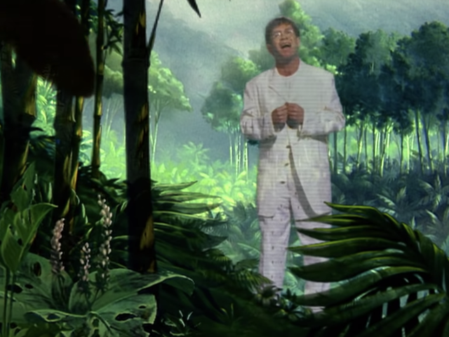 10 Iconic Screenshots from Elton John's 'Can You Feel the Love Tonight' Video