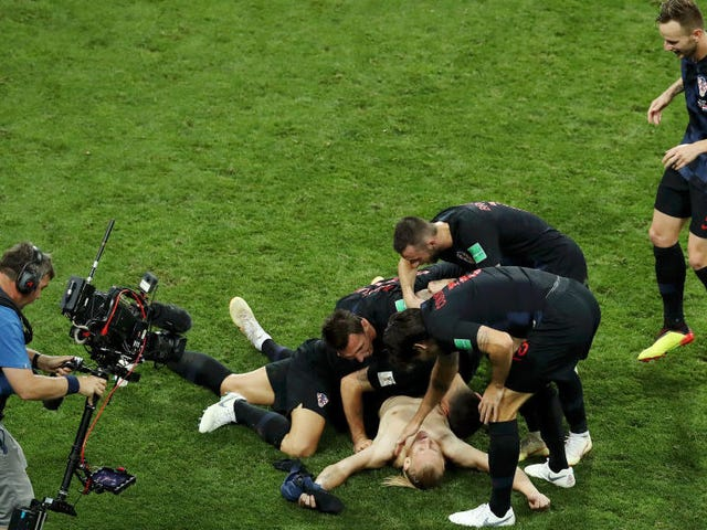 Croatia Eliminate Russia In Penalty Shootout To Advance To World Cup Semifinal