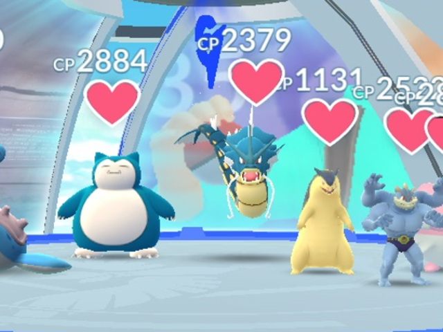 Pokémon Go's New Gyms Are Off To A Rocky Start [UPDATE: Coin Problem Fixed]