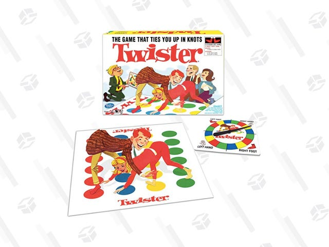 Put Your Right Hand on Red and Get Twister for Only $12