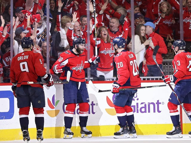 The D.C. Metro Will Stay Open Late For A Capitals Game Thanks To The Generosity Of, Uh, Qatar