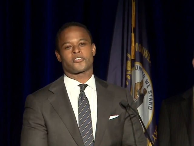 Los resultados están en: Daniel Cameron se convierte en el primer fiscal general negro en Kentucky