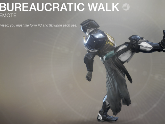 Bungie Pulls Destiny 2 Emote After Players Discover Wall Glitch