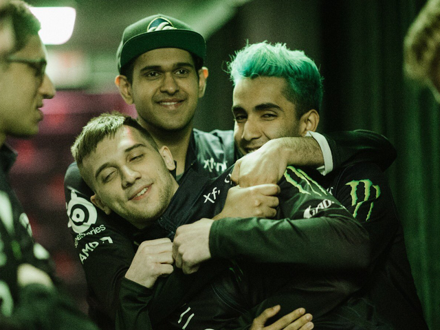 Almost Nobody Predicted This Weekend's Wild Dota 2 Tournament