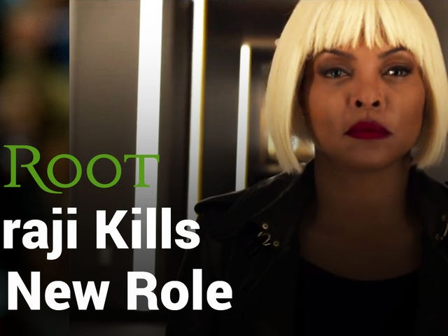 Watch: Taraji P. Henson Kills (People) i sin siste rolle i <i>Proud Mary</i>