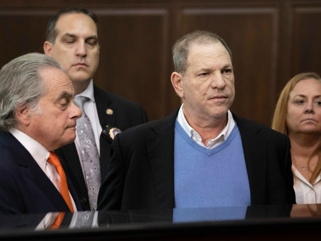 Harvey Weinstein Faces Another Class Action Lawsuit