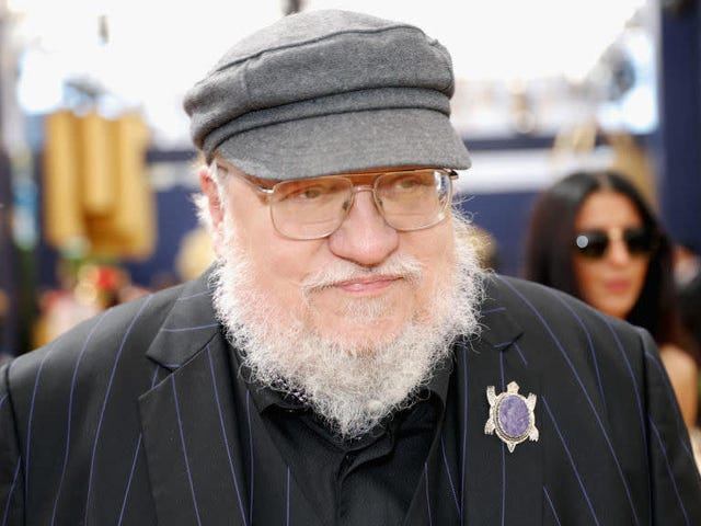 George R.R. Martin Just Set a Very Peculiar <i>Winds of Winter</i> Deadline Threat for Himself
