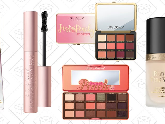 Take 25% Off Basically Everything from Too Faced Cosmetics