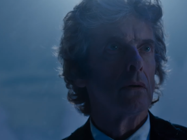 The New Trailer for Doctor Who's Christmas Special Might Reveal Peter Capaldi's End
