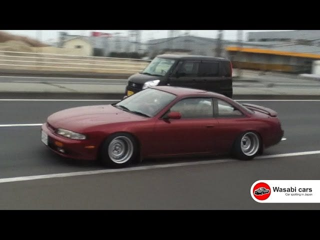 Super Stanced Silvia Stopped Scaling Small Slope, Splits Starving.