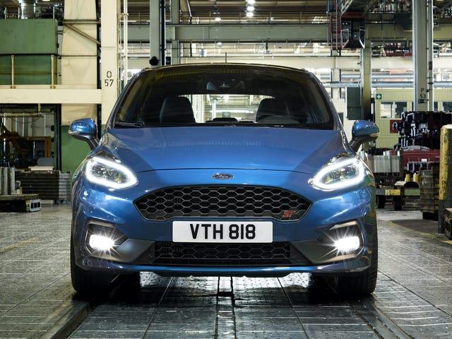La prochaine Ford Fiesta pourrait ne pas arriver aux États-Unis: rapport
