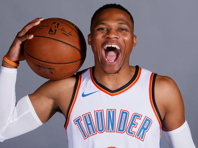 Report: Russell Westbrook Signs Five-Year, $205 Million Extension With Thunder