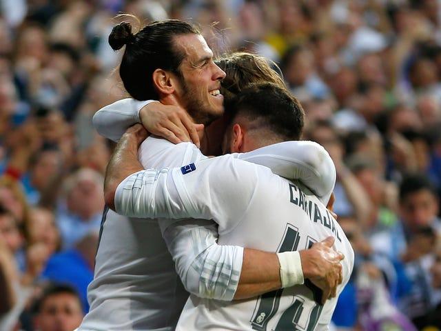 Real Madrid fortjener ikke et Champions League-tittel, så de vil sannsynligvis få en
