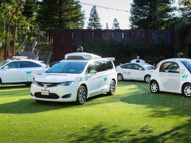 Los autos autónomos deberían estar listos para la nieve justo a tiempo para que el calentamiento global elimine el invierno