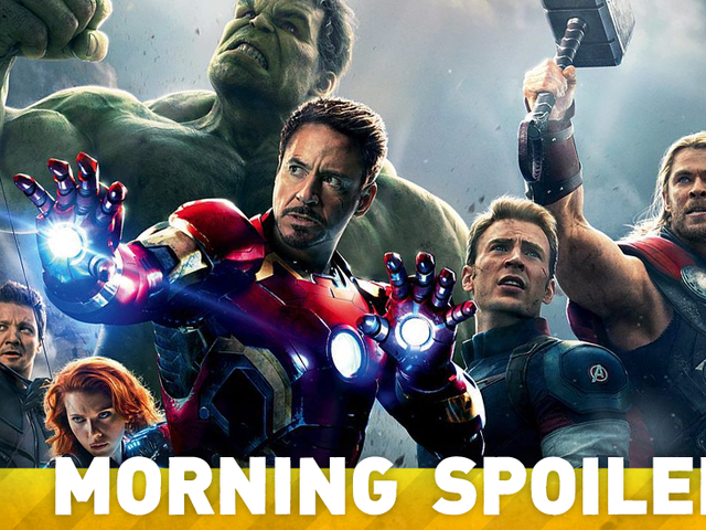 Robert Downey Jr. Teases A Big Marvel Announcement Coming Next Month