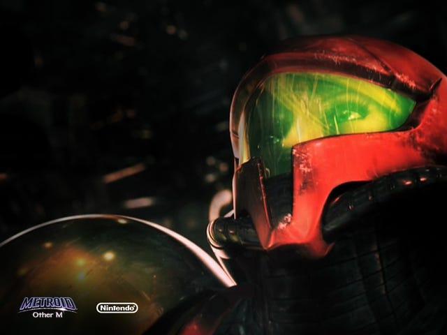 Saving Samus: Or why Nintendo should let Platinum Games handle Metroid