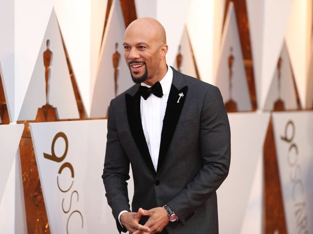 Common Has Secured the Bag and Now He Just Makes Dad Rap