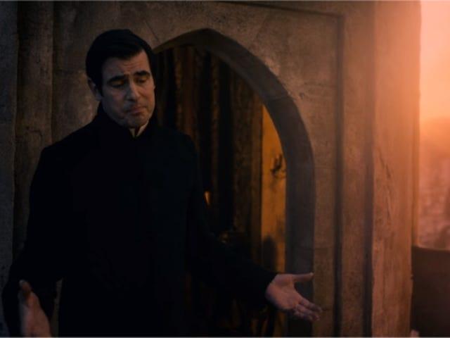 Doktor Dracula Geldi